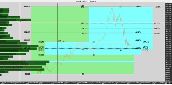 Feeder Cattle Weekly