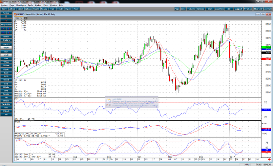 Natural Gas Daily