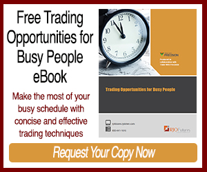 Free Trading Opportunities for Busy People eBook Offer