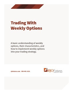Weekly options trading service