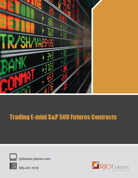 Trading E-mini S&P 500 Futures Contracts