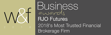 2018's Most Trusted Futures Brokerage Firm Award