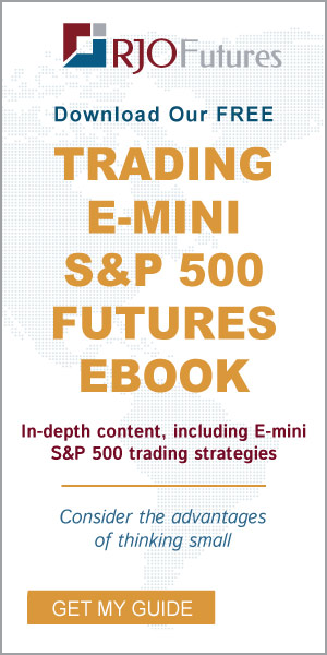 Free Trading E-mini S&P 500 Futures eBook