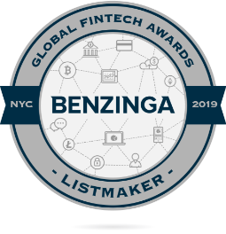 Benzinga Global Fintech Awards Listmakers - Best Brokerage for Trading Futures Award