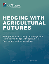 Hedging with Agricultural Futures
